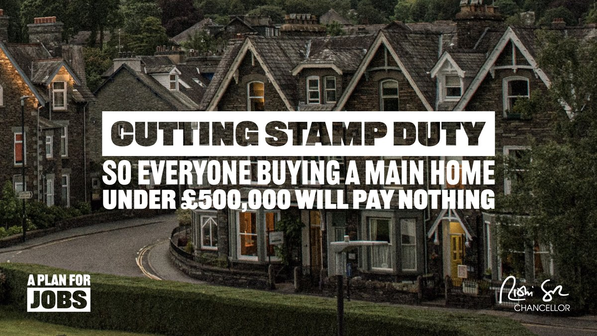 Stamp Duty announcement