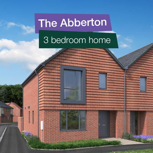 The Abberton - 3 bedroom home