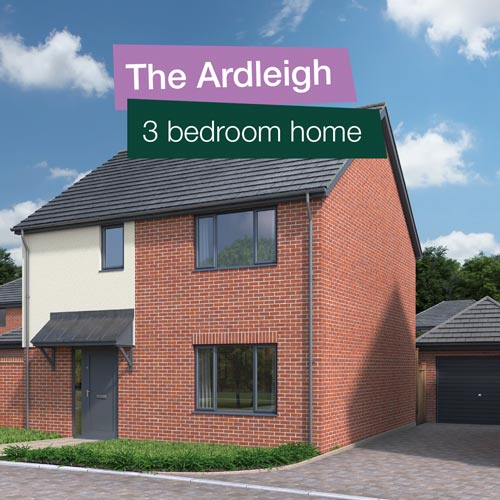 The Ardleigh - 3 bedroom home