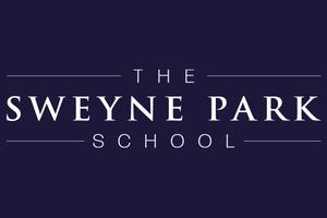 A logo for The Sweyne Park School