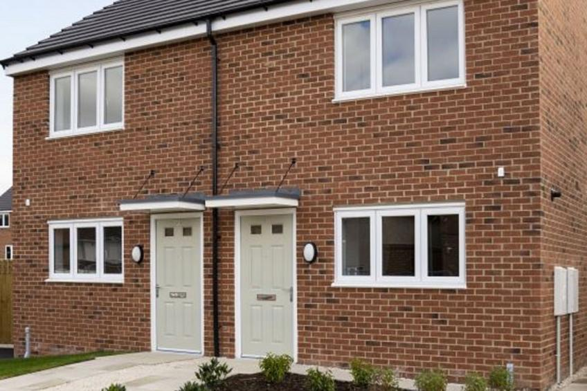 A picture of First residents move into Barnsley homes