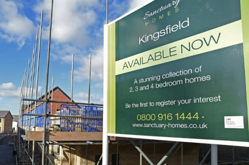 A picture of New homes attracting buyers in Glastonbury