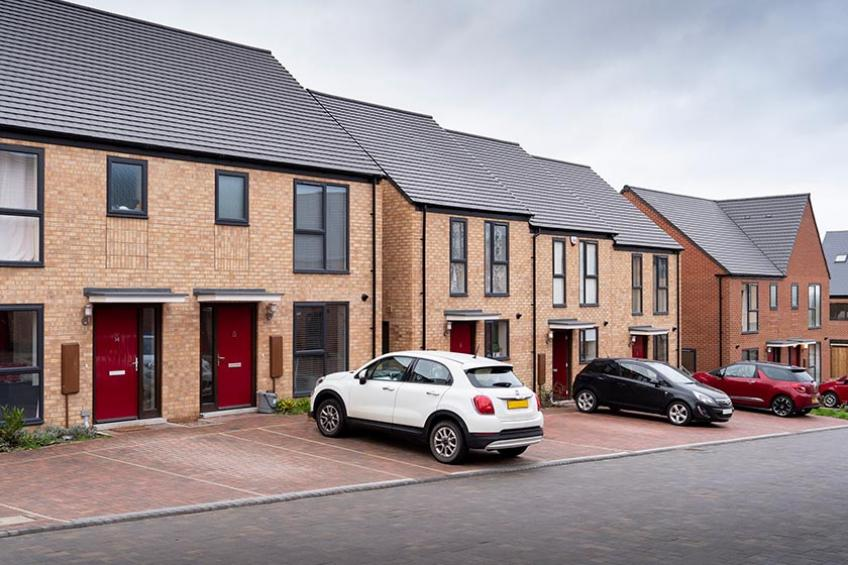 A picture of Final property sold at Telford Millennium Community