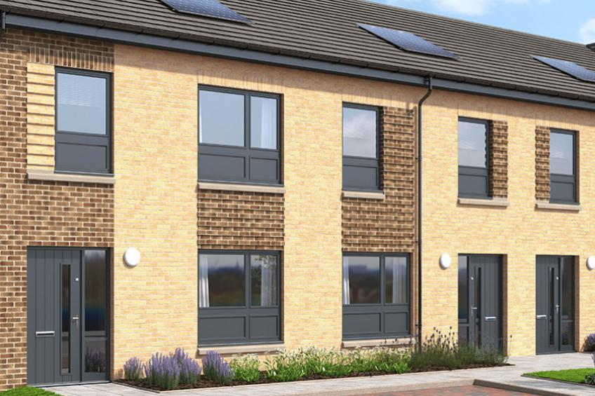 A picture of The Lapwing - 2 Bed Mid Terrace House