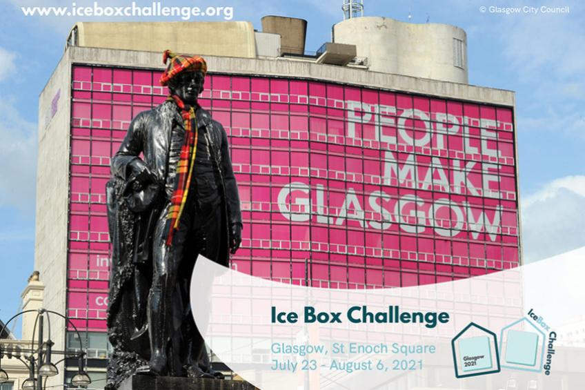 A picture of Sanctuary sponsors Ice Box Challenge