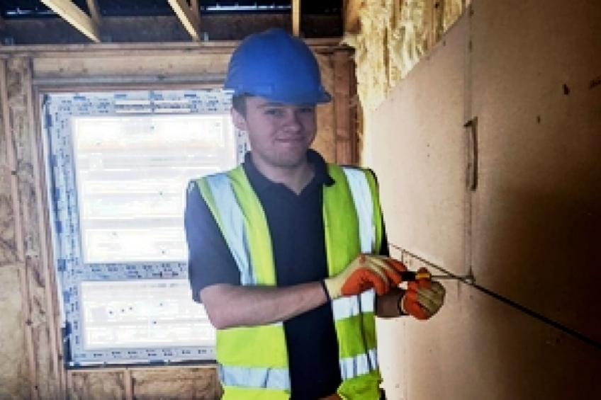 A picture of Sanctuary Development visit is Life-changing for Scottish Teenager
