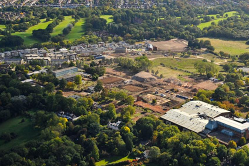 A picture of Sanctuary invests in north London