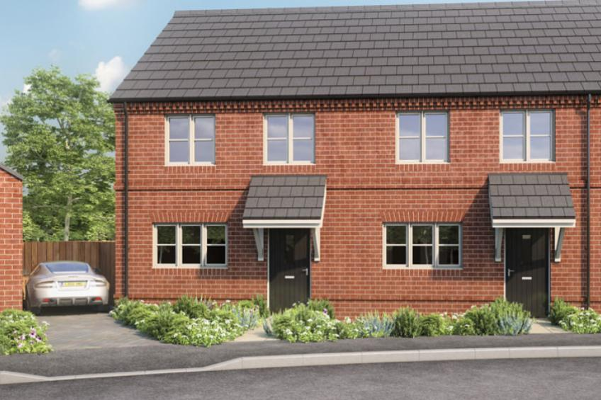 A picture of 3 bedroom end-terraced house