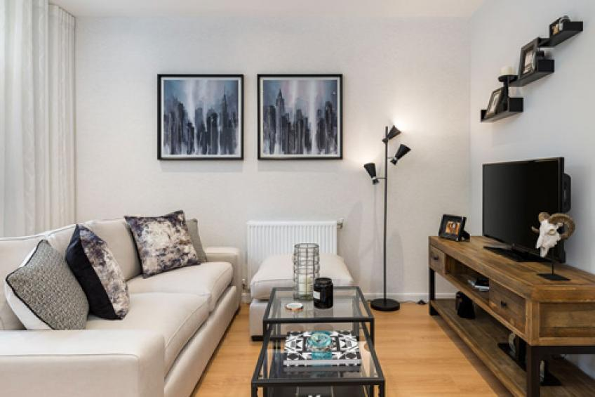 A picture of 2 bedroom apartment