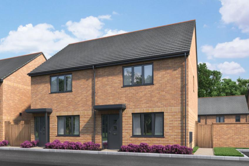 A picture of The Ebbor - Shared Ownership