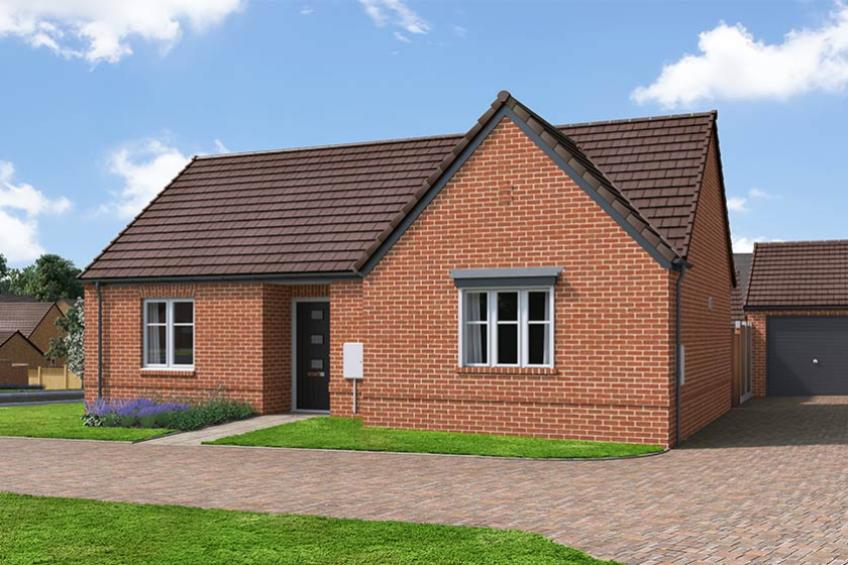 A picture of The Cortland - 2-Bed Detached Bungalow
