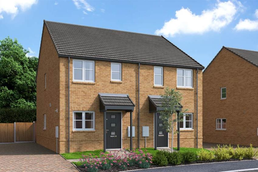 A picture of The Ellison - 2 Bed Semi-Detached Home