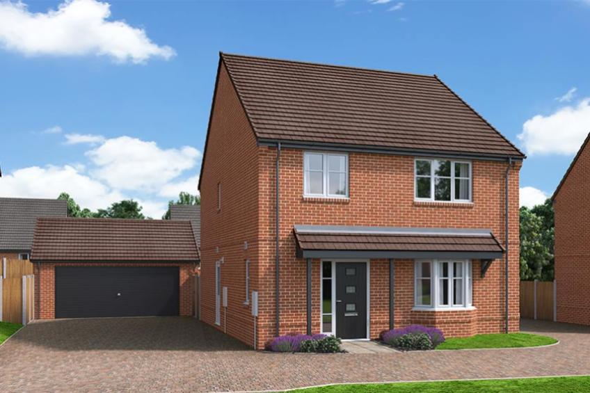A picture of The Permain - 4 Bed Detached House