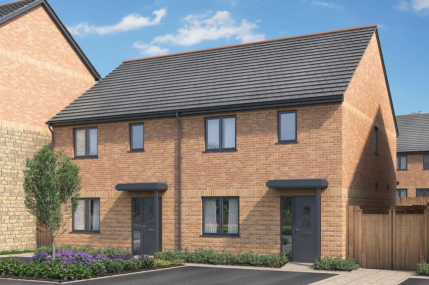 A picture of The Shapwick - Shared Ownership