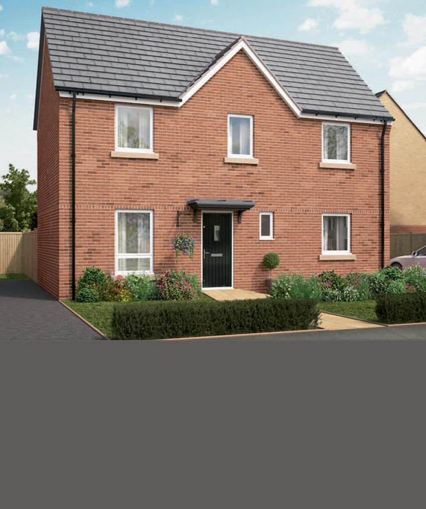 New Build 3 Bedrooms Houses For Sale In Cheshire