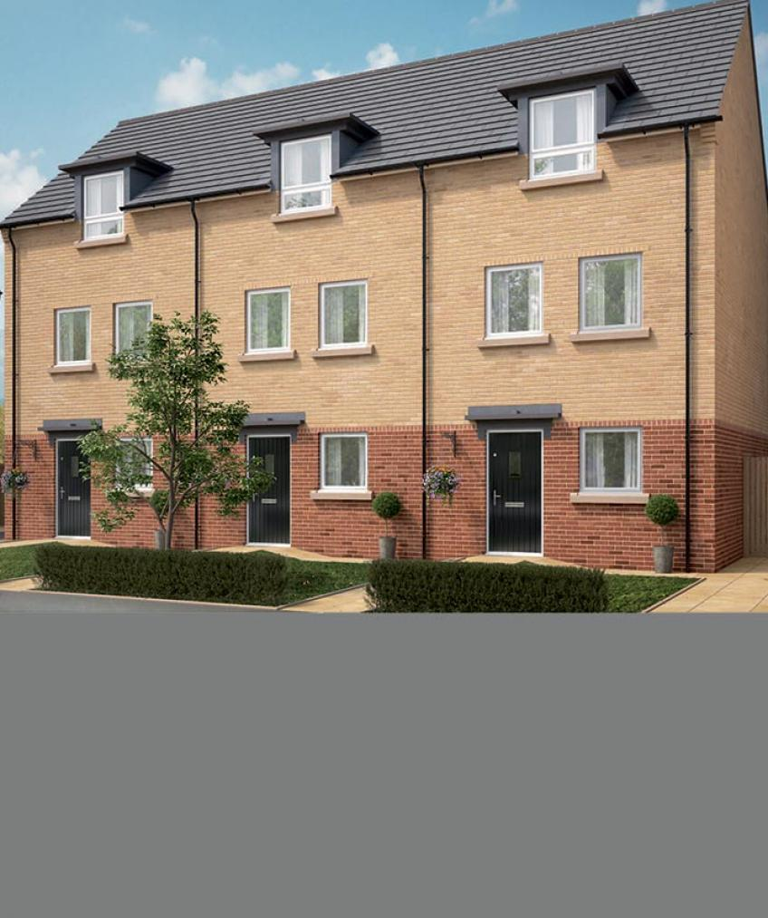 Sanctuary Homes - New Build Homes For
