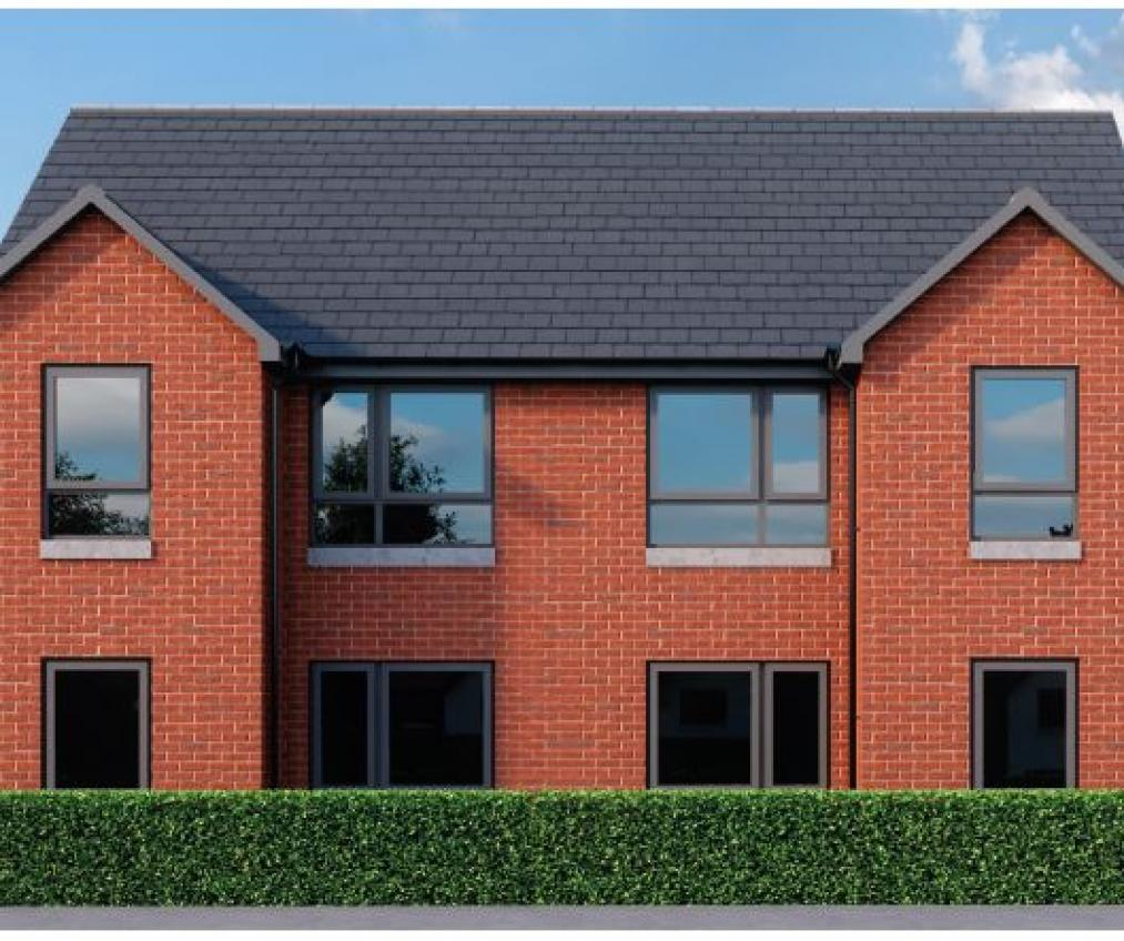 The Fitzpatrick at our Love Street development in Paisley, Scotland.