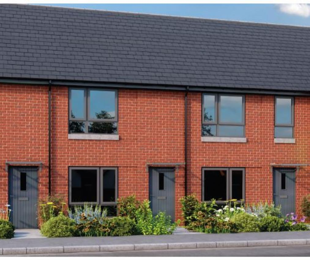 The Fullerton at our Love Street development in Paisley, Scotland.