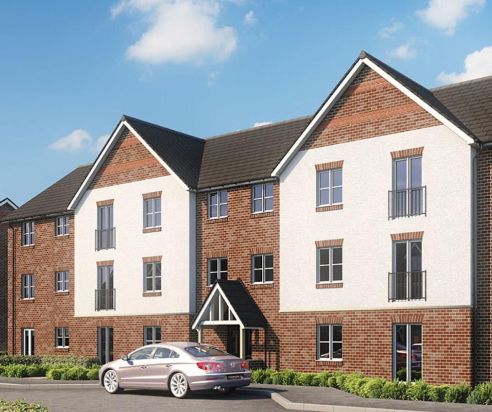 2 Bedroom Apartment , Orchard View , Banbury, OX16 0UA