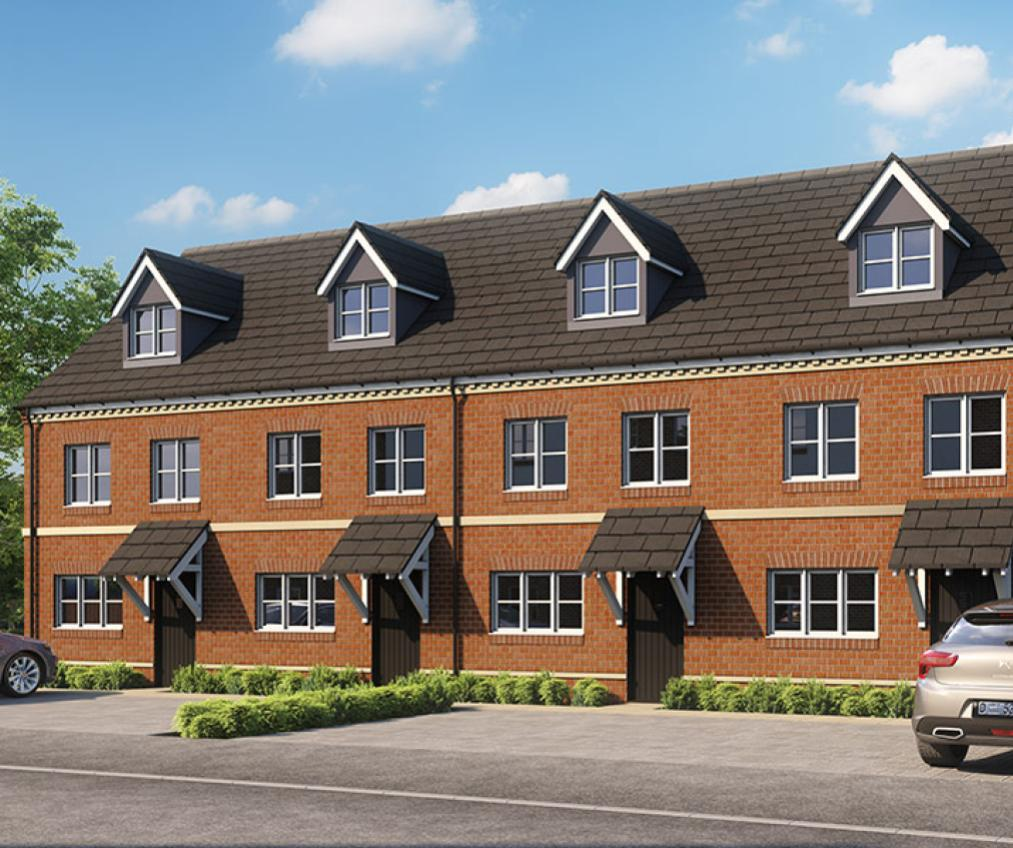 New Build Development In Banbury