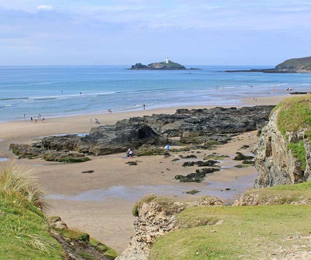Tehidin View Beach Header Image