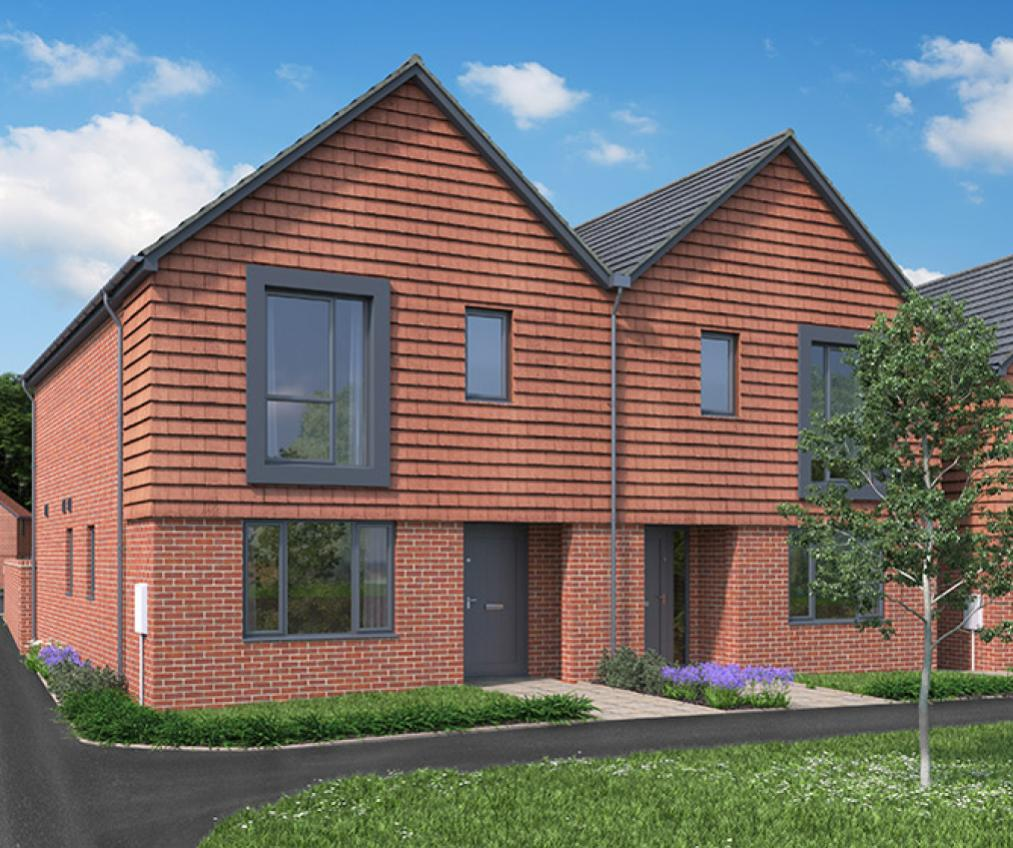 CGI of The Abberton in Frating, Essex