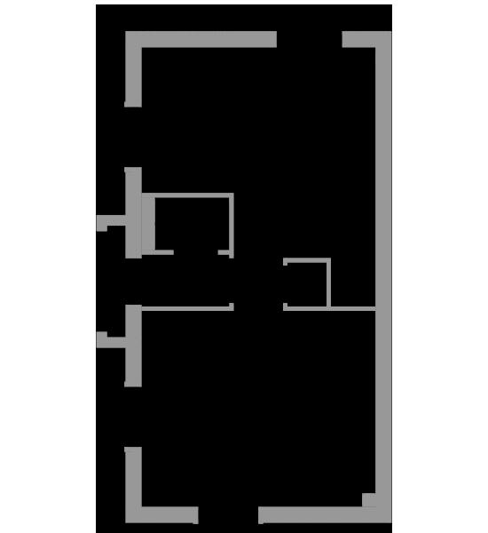The Elm ground floor floorplan