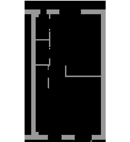 The Hazel ground floor floorplan
