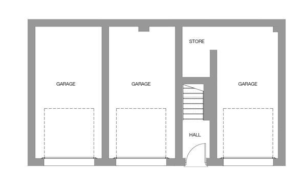 The Holly Ground Floor floor plan