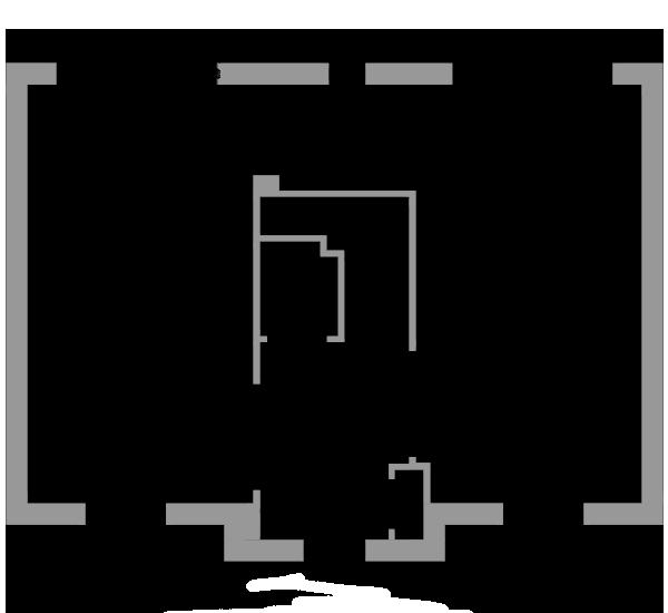 The Sycamore ground floor floorplan