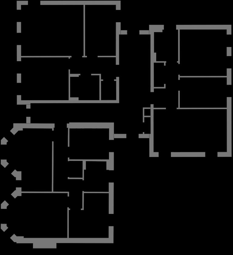 Gatton Grove apartments first floor floorplan