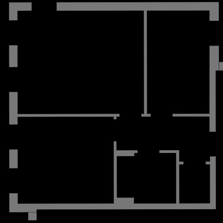 Gatton Grove apartments plot 4 first floor floorplan