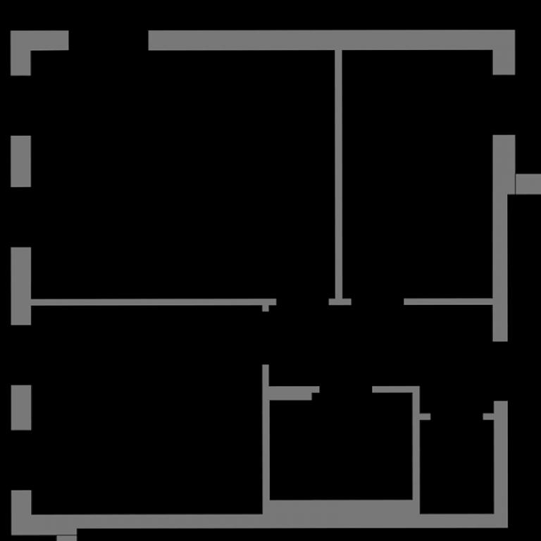 Gatton Grove apartments plot 3 ground floor floorplan
