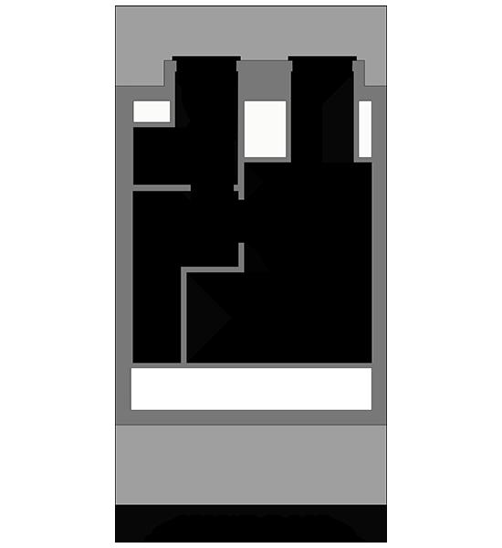 Gatton Grove floorplan second floor