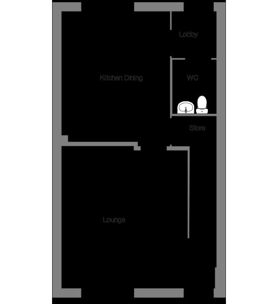 The Halyard ground floor floorplan