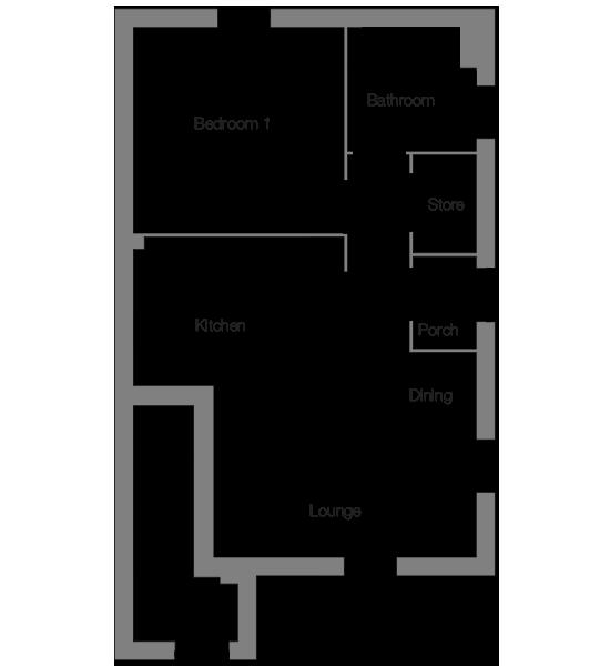 The Waypoint ground floor floorplan