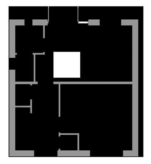 The Ardleigh -  Ground Floor Floor plan