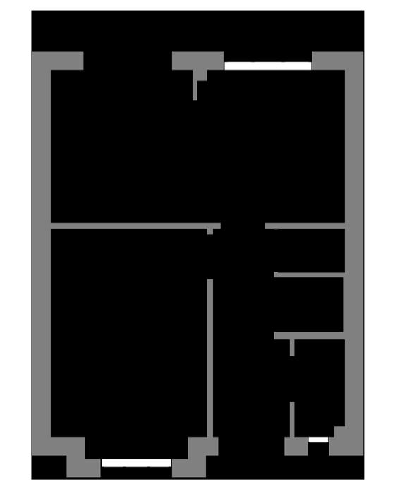 The Avalon ground floor floor-plan