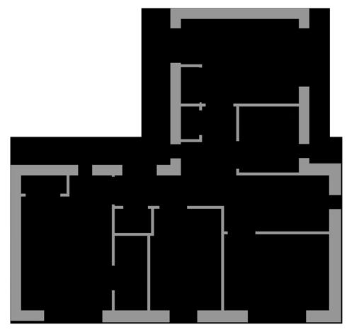 The Bentley -  First Floor Floor plan