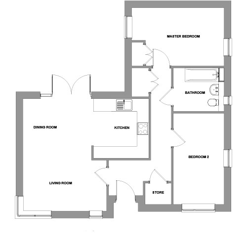 The Colne Floorplan