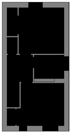 The Elm first floor floor-plan