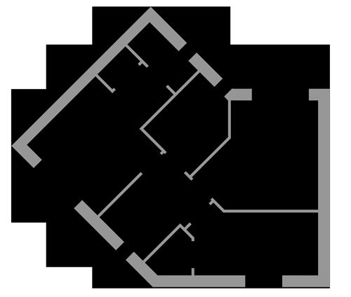 The Lexden -  First Floor Floor plan