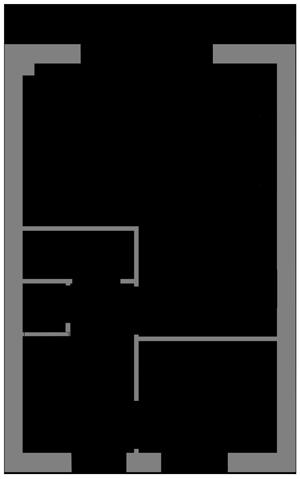The Maple ground floor floor-plan