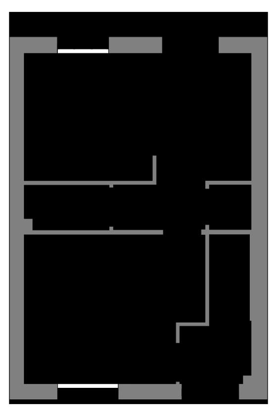 The Shapwick ground floor floor-plan