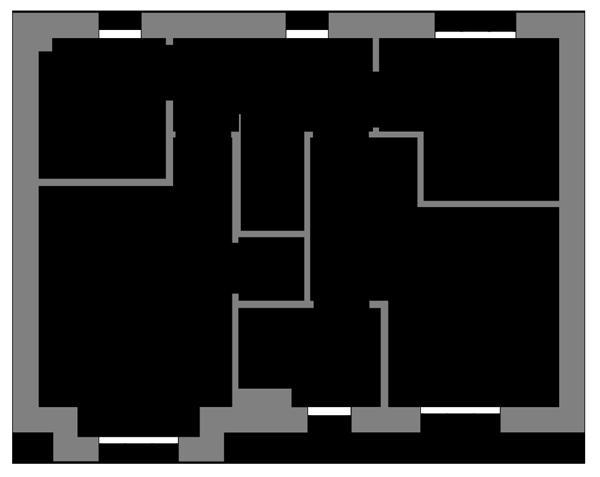 The Tor first floor floor plan