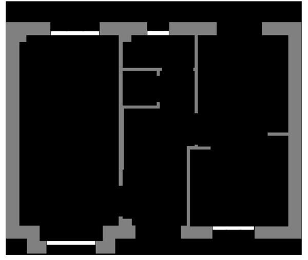 The Tor ground floor floor plan