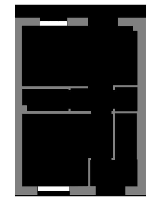 The Wells ground floor floor-plan