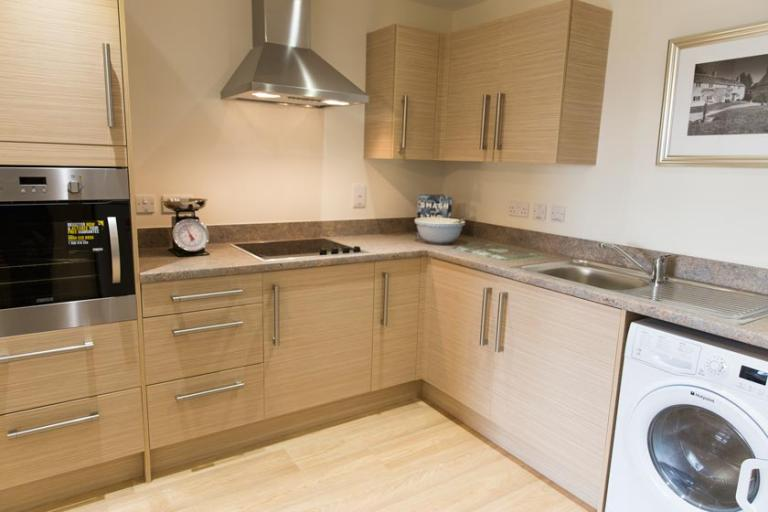 Example kitchen specifications at Wimborne House