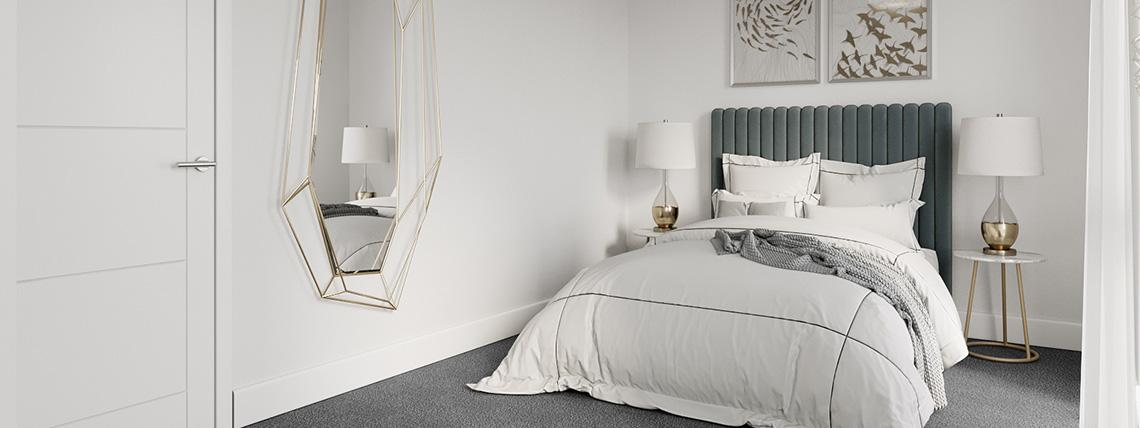 Gatton Grove Apartments - Representative Bedroom