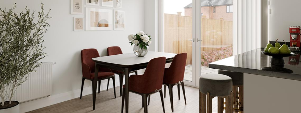 Dining Room at The Abberton